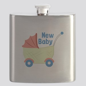 New Baby Flask