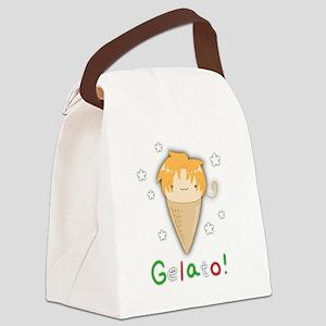 Hetalia - Gelato! Canvas Lunch Bag