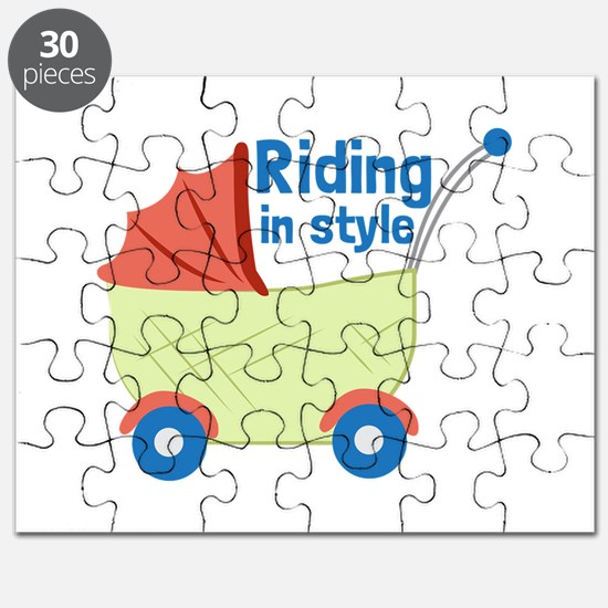 Riding in Style Puzzle