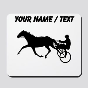 Custom Harness Racing Mousepad