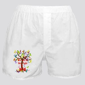 We are in this figh... Boxer Shorts
