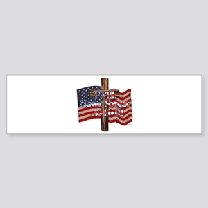 I Will Never Forget 9-11-01 Bumper Sticker