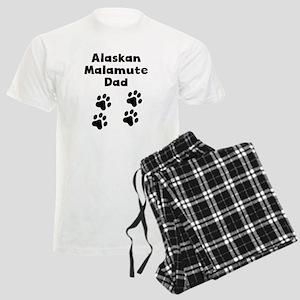 Alaskan Malamute Dad Pajamas