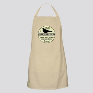 CROW FEATHERS Apron