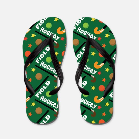 field hockey Flip Flops