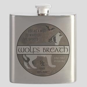 WOLF'S BREATH Flask