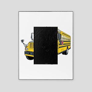 School Bus Picture Frames Cafepress