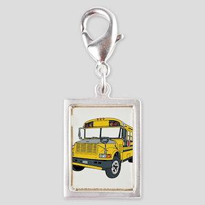 School Bus Charms