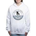 Wm-Logo-Only Women's Hooded Sweatshirt