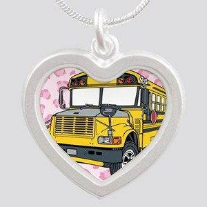 School Bus Necklaces