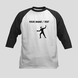 Custom Fencer Baseball Jersey