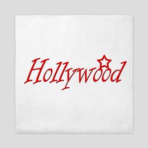 hollywood script Queen Duvet