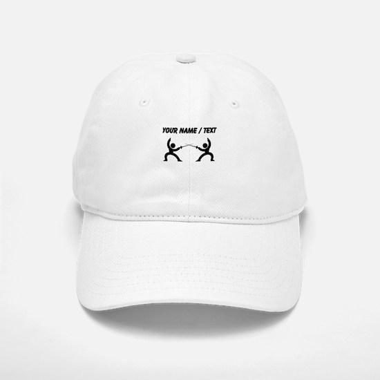 Custom Fencing Baseball Baseball Baseball Cap