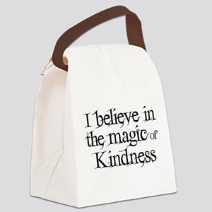 MAGIC OF KINDNESS Canvas Lunch Bag