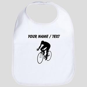 Custom Cyclist Silhouette Bib