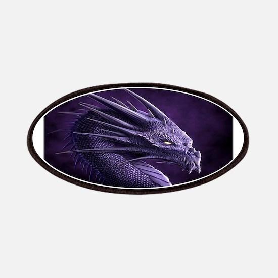 purple dragon Patches