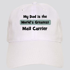 Worlds Greatest Mail Carrier Cap