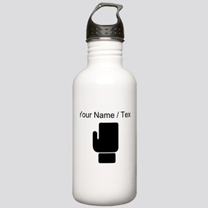 Custom Boxing Glove Water Bottle