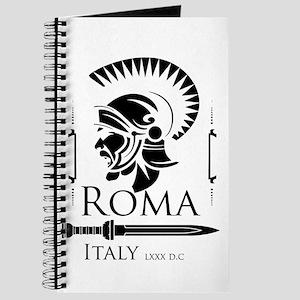 Roman Centurion with gladio Journal