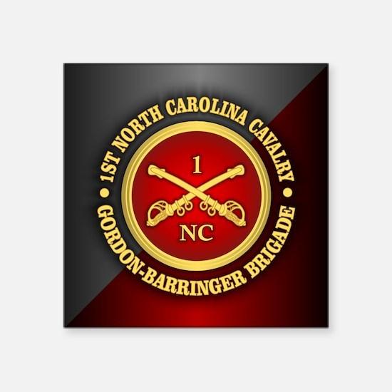 CSC-1st NC Cavalry Sticker