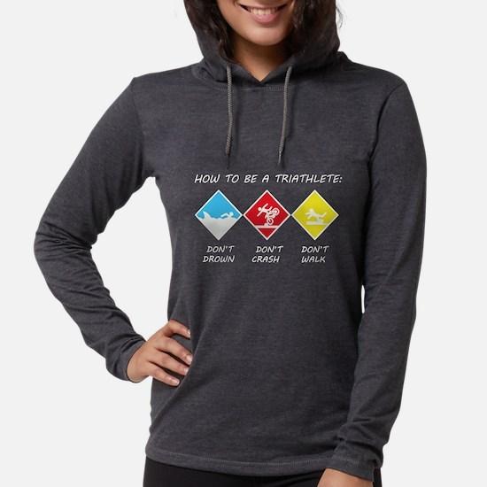 Triathlete Long Sleeve T-Shirt