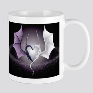 dragon love Mugs