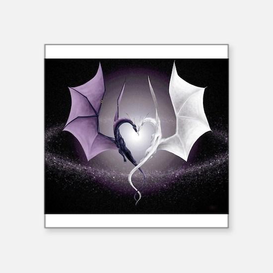 dragon love Sticker