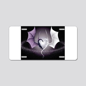 dragon love Aluminum License Plate
