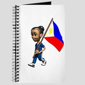 Philippines Girl Journal