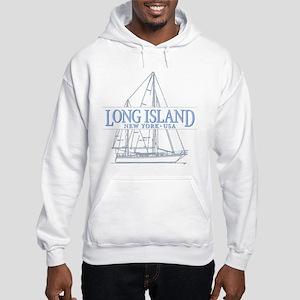 Long Island - Hooded Sweatshirt