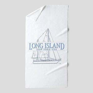 Long Island - Beach Towel