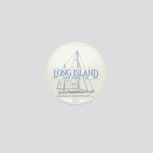 Long Island - Mini Button