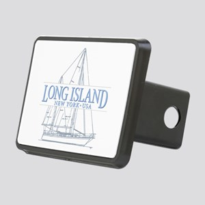 Long Island - Rectangular Hitch Cover