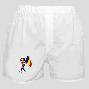 Romania Girl Boxer Shorts