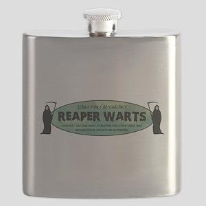 REAPER WARTS Flask