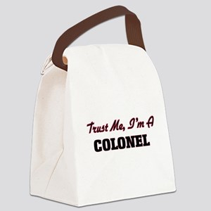 Trust me I'm a Colonel Canvas Lunch Bag