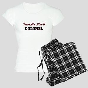 Trust me I'm a Colonel Women's Light Pajamas