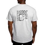 Lemurcon 2004 Grey T-Shirt