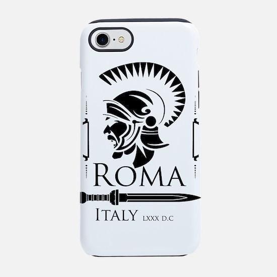Roman Centurion with gladio iPhone 7 Tough Case