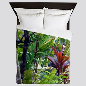 Hawaii Tropical 07 Queen Duvet