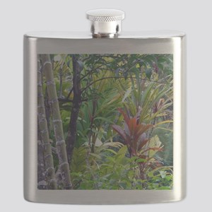 Hawaii Tropical 07 Flask