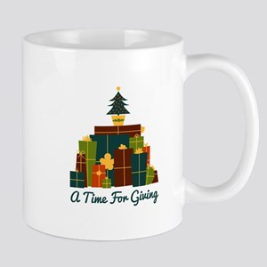 A Time For Giving Mugs