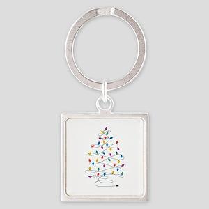 Christmas Lights Keychains