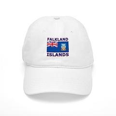 Falkland Islands Flag Baseball Cap