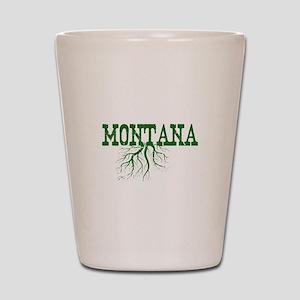 Montana Roots Shot Glass