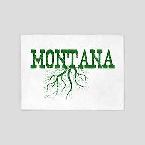 Montana Roots 5'x7'Area Rug