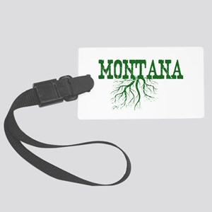 Montana Roots Large Luggage Tag