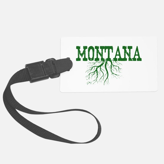 Montana Roots Luggage Tag