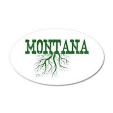 Montana Roots Wall Decal