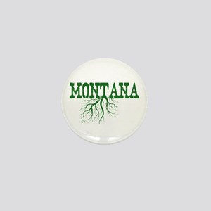 Montana Roots Mini Button